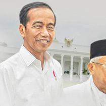Banner Infografis Setahun Jokowi-Ma'ruf Amin, Prioritas Vs Realisasi. (Liputan6.com/Abdillah)