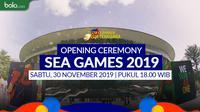 Opening Ceremony Sea Games 2019 (Bola.com/Adreanus Titus)