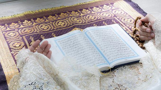 Jangan Pernah Berhenti Berdoa