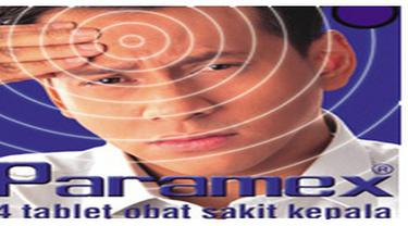 Paramex Obat Sakit Kepala Lifestyle Fimela Com