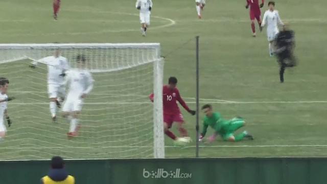 Qatar merebut posisi ketiga Piala Asia U-23 setelah mempertahankan keunggulan 1-0 atas Korea Selatan. Tim asal Timur Tengah yang d...