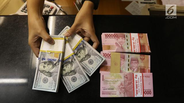 Eksportir Tukar Dolar Bikin Rupiah Menguat Di Akhir Tahun Bisnis Liputan6 Com