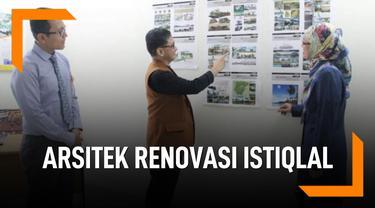 Mengenal Cucu KH Ahmad Dahlan, Arsitek Renovasi Masjid Istiqlal