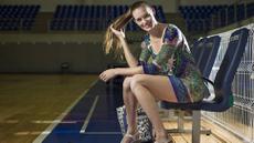 Alaina Bergsma, pevoli anggota tim nasional putri AS ini akan tampil membela tim putri Gresik Petrokimia dalam Proliga 2016. (fotografia.folha.uol.com.br)