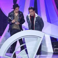 Armada Band di SCTV Awards 2018 (Adrian Putra/Fimela.com)