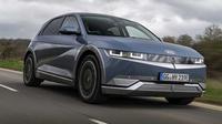 Hyundai Ioniq 5 resmi dipasarkan untuk negara Inggris (Carscoops)