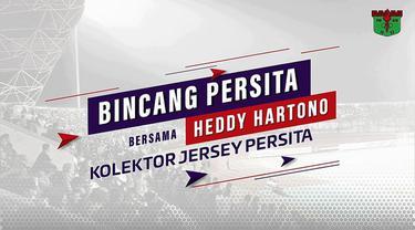 Berita Video Kisah Kolektor Jersey Persita, Heddy Hartono