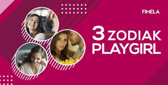 3 ZODIAK PLAYGIRL OK