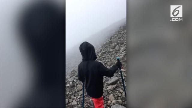Seorang bocah laki-laki bernama Malaki Coowar diyakini sebagai pendaki gunung termuda yang pernah menklukkan tiga puncak tertinggi Inggris. Malaki berusia enam tahun.