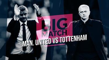 Berita Video Big Match, Manchester United Vs Tottenham Hotspur, laga spesial dan pembuktian Jose Mourinho
