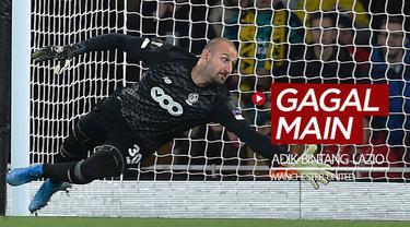 Berita video cerita singkat kegagalan adik bintang Lazio, Sergej Milinkovic-Savic, bermain untuk Manchester United.