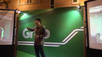 Anthony Tan, Co-Founder dan CEO Grab. Liputan6.com/Agustin Setyo W