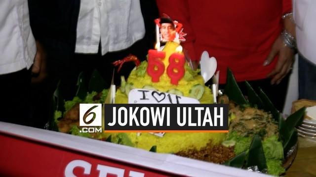 Berita Ulang Tahun Jokowi Hari Ini Kabar Terbaru Terkini Liputan6 Com