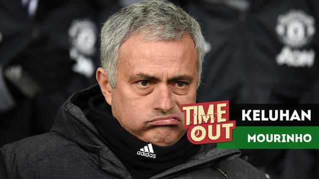 Manajer Manchester United, Jose Mourinho, mengeluhkan kondisi finansial klub lain yang dinilainya lebih baik dari The Red Devils.