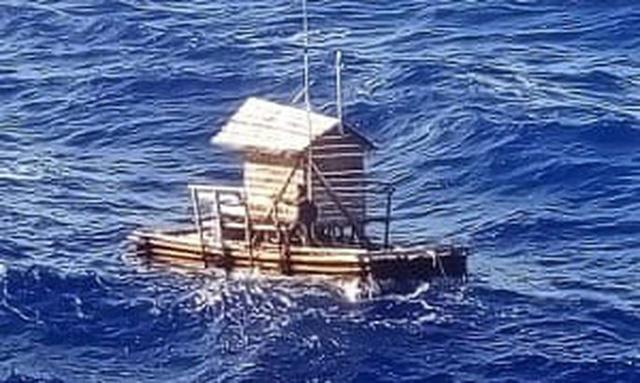 Seorang remaja asal Sulawesi berada di lautan selama 49 hari/copyright worldofbuzz.com/dailymail