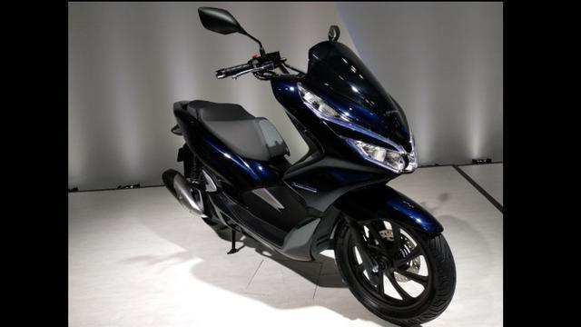 Honda Pcx Listrik Hadir Di Indonesia Akhir 2018 Benarkah