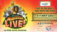 Madagascar Live! (Sorak Gemilang Entertainment)