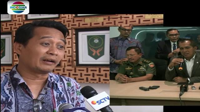 Pengurus Besar Ikatan Dokter Indonesia (PBIDI)  memastikan belum memberikan sangsi apapun kepada Kepala Rumah Sakit Pusat Angkatan Darat (RSPAD), yakni Mayjen TNI dokter Terawan.