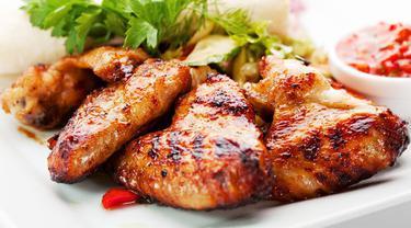Resep Ayam Bakar Madu Lifestyle Fimela Com