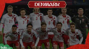 Berita Video Profil Tim Piala Dunia 2018, Denmark