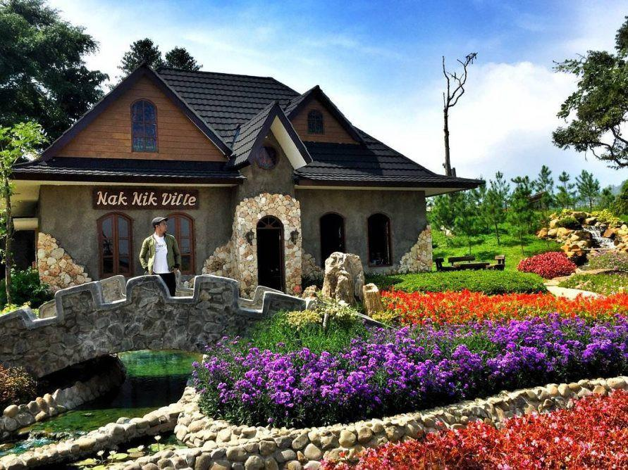 Wisata Alam Ala Bandung Hadir Di Puncak Bogor Citizen6