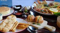 Berikut fitur terbaru Traveloka yang memudahkan Anda mencari kuliner saat traveling. (Foto: Dok Traveloka)