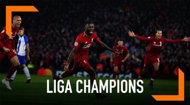 Laga perempat final Liga Champions antara Liverpool melawan Porto digelar Rabu (10/4) dini hari. Liverpool sukses kalahkan Porto 2-0 di leg pertama, membuka peluang The Reds melenggang ke babak semifinal.