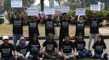 Aktivis Lingkungan Serukan Beralih ke Energi Bersih Terbarukan