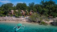Karma Reef Gili Meno, Lombok menawarkan pengalaman eksplorasi pemandangan alam (Foto: Karma Reef)