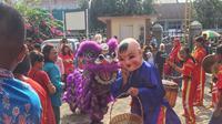Perayaan Imlek di Banda Aceh (Liputan6.com / Rino Abonita)