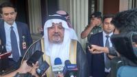 Duta Besar Arab Saudi untuk Indonesia, Essam bin Abed Al-Thaqafi. (Liputan6.com/Putu Merta Surya Putra)