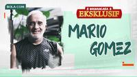 Wawancara Eksklusif - Mario Gomez (Bola.com/Adreanus Titus/Foto: Iwan Setiawan)