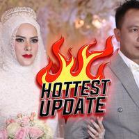 HL Hottest Update Angel Lelga (Fotografer: Nurwahyunan/bintang.com)