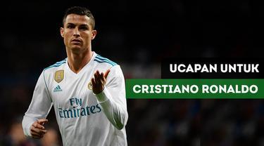 Cristiano Ronaldo akhirnya resmi pindah dari Real Madrid ke Juventus. Pemain yang akrab disapa CR7 itu menandatangani kontrak selama empat musim.