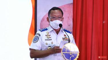 Direktur Jenderal Perhubungan Darat Budi Setiyadi