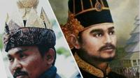 Rohidin alias Sultan Patra Kusumah VIII Kesulatanan Selacau di Tasikmalaya, keturunan dari Kerajaan Padjajaran (Liputan6.com/Jayadi Supriadin)