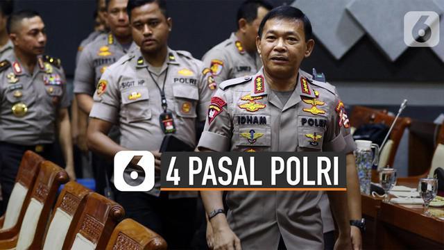 Wabah virus Corona di Indonesia membuat pemerintah dan aparat semakin tegas mengingatkan masyarakat untuk tidak berkumpul atau nongkrong di saat seperti ini. Salah satunya Polri yang akan kenakan pasal terhadap warga yang masih ngeyel.