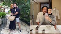 Potret Honeymoon Kesha Ratuliu dan Adhi Permana. (Sumber: Instagram.com/adhipermana_)