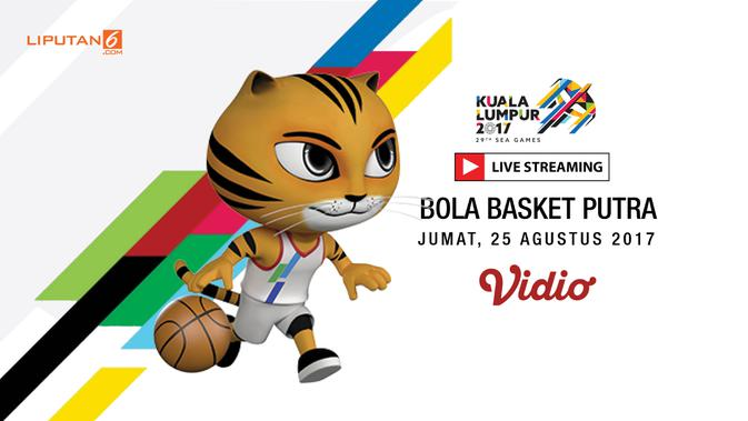 Saksikan Live Streaming Basket Putra Indonesia Vs Thailand Bola Liputan6 Com