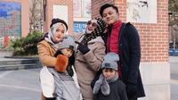 Kabar duka datang dari keluarga Rizky Febian, Sang ibu Lina meninggal dunia pada Sabtu 4 Januari 2020. Kabar duka tersebut disampaikan oleh manager Sule, Panji Komara. (instagram.com/putridelinaa)