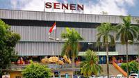 Beberapa pemimpin pergerakan seperti Chairul Saleh, Adam Malik, juga Soekarno dan Mohammad Hatta, sering menggelar pertemuan di kawasan Pasar Senen. (wikimedia.org)