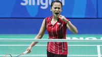 Tunggal Putri Indonesia Hanna Ramadini lolos ke final SEA Games 2015 Singapura (badmintonindonesia.org)