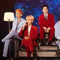 Suguhkan konsep berbeda, EXO raih sukses lewat single Obsession. (YouTube SMTOWN)