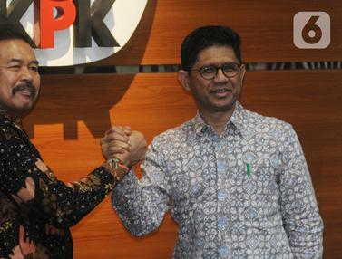 Jaksa Agung ST Burhanuddin Sambangi KPK