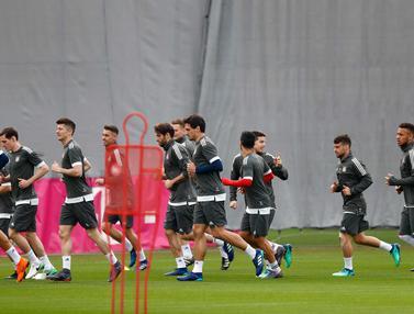 Bayern Munchen-Sevilla