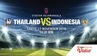 Prediksi Prediksi THAILAND Vs INDONESIA (Liputan6.com/Trie yas)
