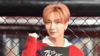 Leeteuk juga mengaku ia sempat bermimpi Jonghyun sebelum ia mengantarkan jenazahnya ke tempat peristirahatan terakhir. (foto: instagram.com/xxteukxx)