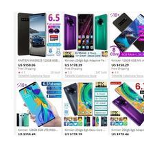 Smartphone Samsung dan Huawei palsu banyak ditemukan di AliExpress (Foto: Gizmochina)
