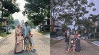 Potret Keluarga Kecil Ricky Harun dan Herfiza. (Sumber: Instagram.com/herfiza dan Instagram.com/rickyharun)