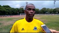 Mantan pemain PSS Sleman asal Brasil, Anderson Da Silva. (Bola.com/Vincentius Atmaja)